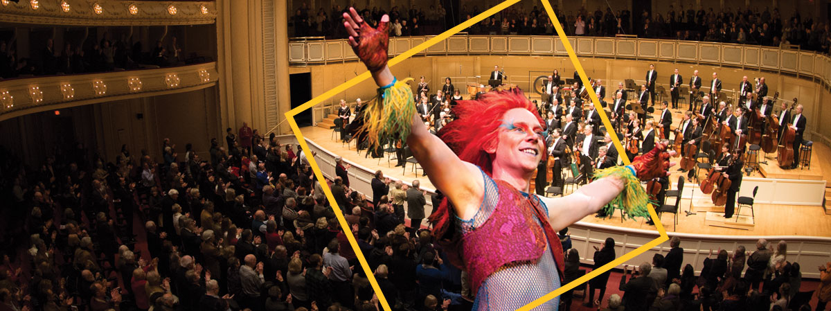 A Midsummer Night's Dream from Chicago Symphony Orchestra and Chicago Shakespeare Theater