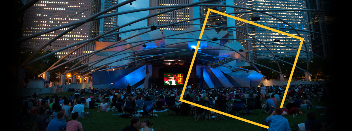 West Side Story at Millenium Park