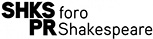 Foro Shakespeare logo