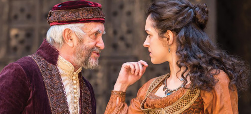 Shakespeare's Globe's Merchant of Venice