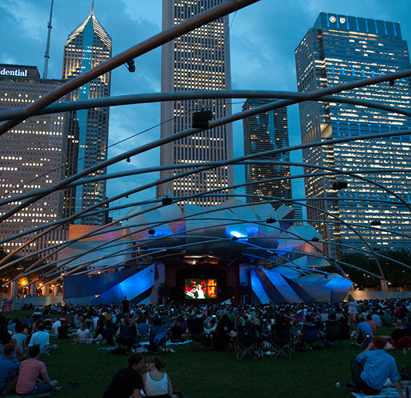 West Side Story at Millennium Park
